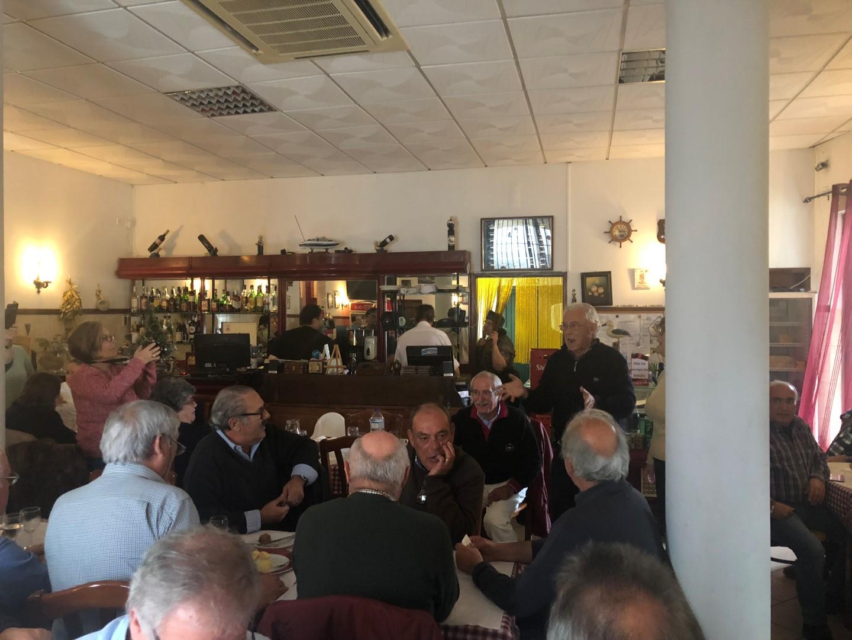 Eleições e almoço convívio no Núcleo do Alentejo da AEFA