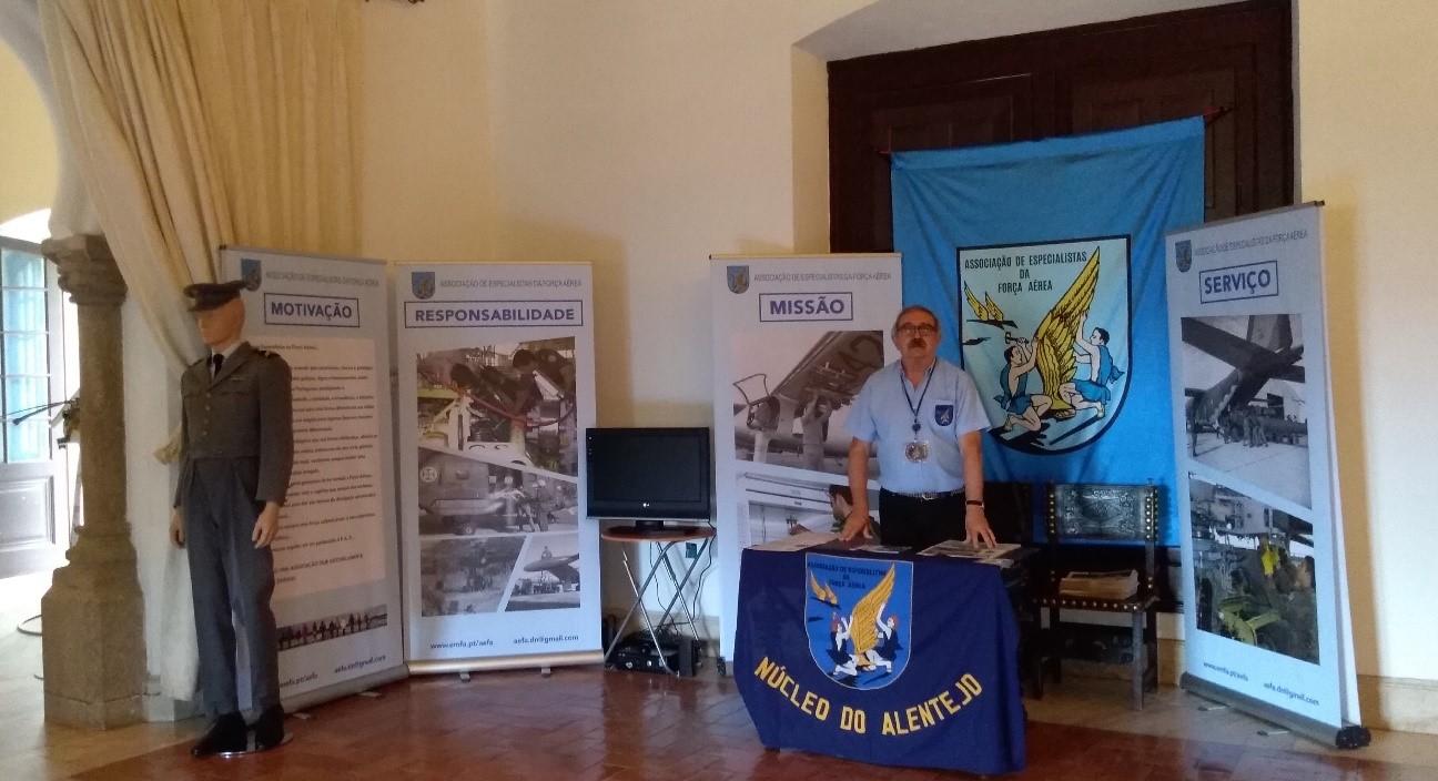 AEFA presente no 66º aniversário da Força Aérea Portuguesa