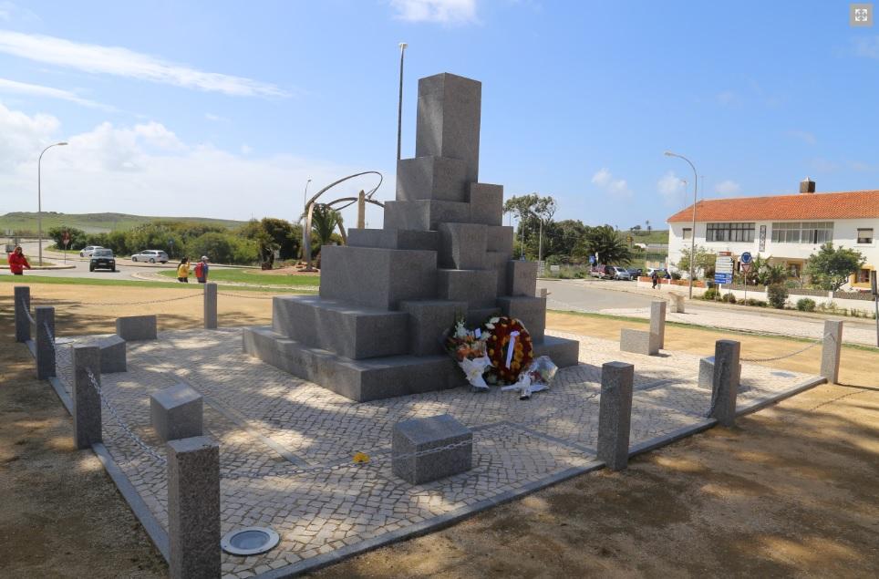 Núcleo do Algarve - Inauguração do Monumento aos Combatentes