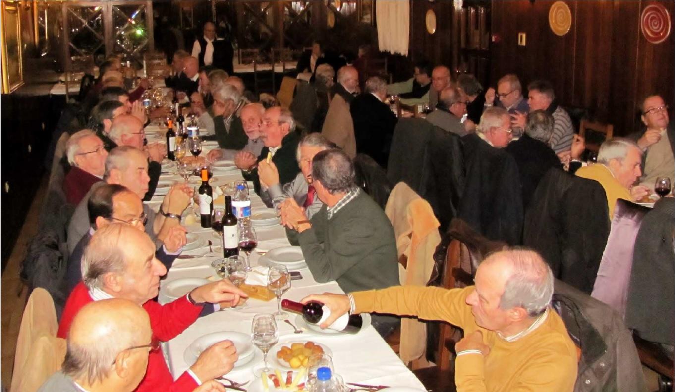 Assembleia Geral e Jantar de Natal no Núcleo do Porto