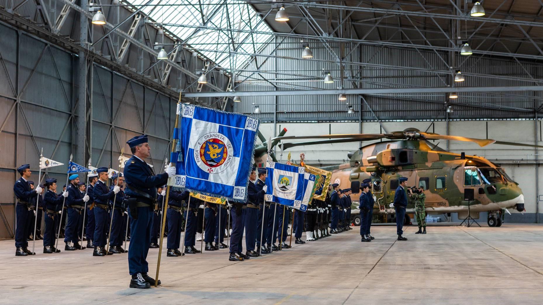 Rendição do Comando na Base Aérea nº 6