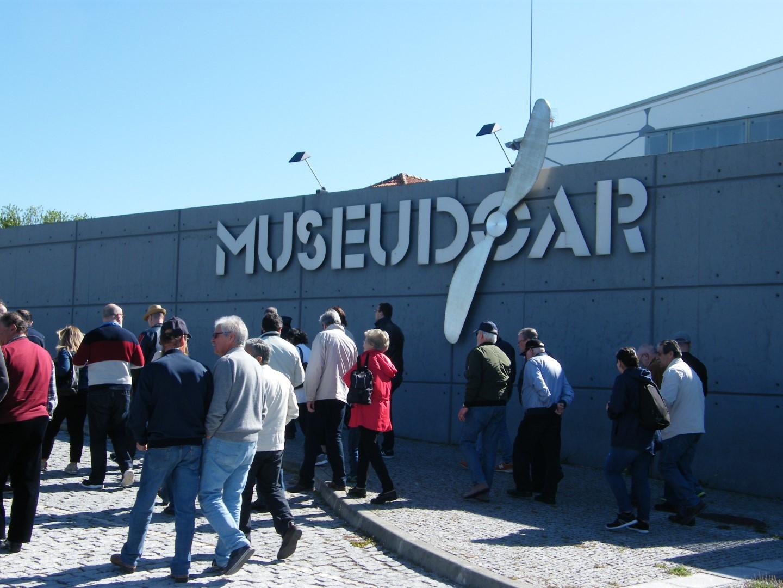 Núcleo de Setúbal comemora aniversário no Museu do Ar
