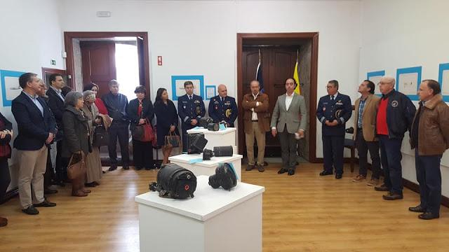 """Núcleo de Viseu da AEFA inaugura Exposição """"Aviões com História"""""""